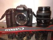 Продаю в Москве  Canon  40D  Kit в идеальном состоянии