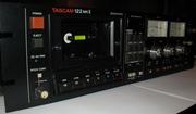 Tascam 122 mk2 Профессиональная кассетная дека.