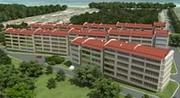 Продам квартиру на берегу моря в г. Севастополе не дорого.