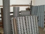 Сетка рабица стальная