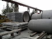 Продаем ЖБИ,  бетон,  кольца,  СВ-опоры,  сваи,  плиты  по низким ценам