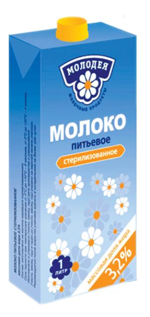 Молоко оптом из Белоруссии 3, 2%