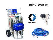 Оборудование для напыления пенополиуретана Аппарат Graco REACTOR E-10