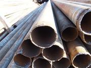 Продам трубы металлические б.у для столбов, заборов, ворот