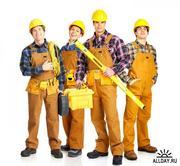 На постоянную работу в г. Белгород и г. Москва требуются строительные