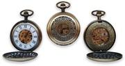 Карманные часы - лучший подарок к предстоящим праздникам