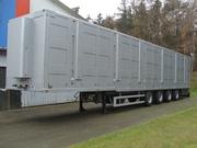 Полуприцеп для перевозки скота увеличенного объема