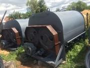 Двухвальные смесители грунта,  торфа,  удобрений 3-12 кубов