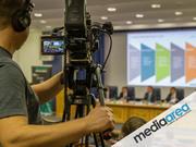 Организация многокамерной видеотрансляции мероприятия на экраны