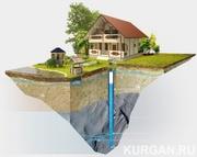 бурение скважин под воду,  монтаж водоснабжения