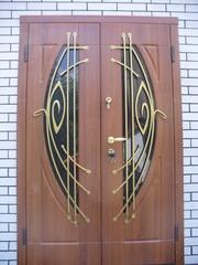 Входные металлические двери от производителя,  навесы,  ковка