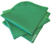 Изготовление салфеток   для   профессиональной   уборки  из мирофибры.