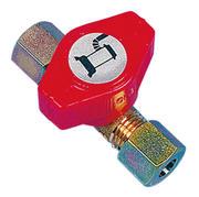 Одинарный газовый кран 8 мм