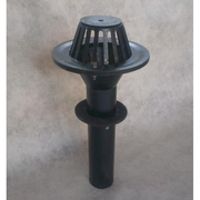 Воронка водосточная чугунная ВР-100 в сборе (Ду 100 х 600)