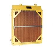 Радиатор Komatsu WB93-R5,  WB93-S5 MESABI
