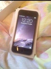 Продам iphone 5s space grey