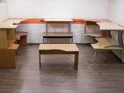 Стол офисный,  компьютерный,  для персонала. Офисная мебель бу.