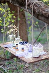 Сладкий стол «Лесной завтрак»