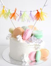 Торт для детей «Радуга»
