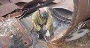Демонтаж металлоконструкций в Москве и Области,  резка,  вывоз металла
