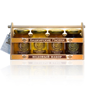 Вкусный Мёд из Башкирии