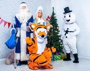 Дед Мороз и Снегурочка в детский  сад