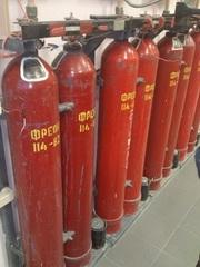 Куплю Установки автоматического газового пожаротушения: УАГЭ,  УАГП
