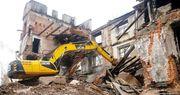 Разрушение зданий,  снос,  демонтаж,  разбор строений