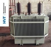 трансформаторы силовые масляные серии ТМГ-100