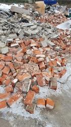 Недорогой бой бетона и кирпича