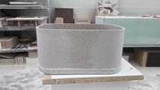 Изготовление нестандартных моек из искусственного камня TRISTONE