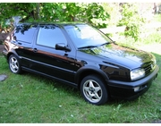 Запчасти бу на Volkswagen Golf 3