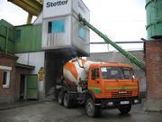Бесплатная доставка бетона (М100-М500) и арматуры по Москве и области