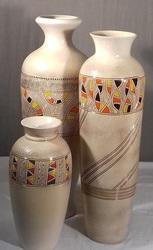 Красивые вазы интерьерные,  подарочные предлагаем