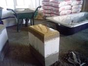 Построй свой бизнес или теплый дом из теплоблоков на нашем оборудовани