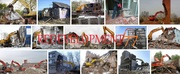 Механизированный снос зданий и слом сооружений,  демонтаж и ликвидация