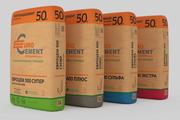 Цемент оптом от Евроцемент Груп 500Д0,  500Д20,  400Д20