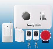 Беспроводная gsm-сигнализация для дома,  дачи и гаража