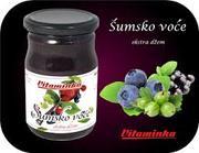 Консервация фруктовая и овощная Сербия
