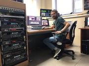 Монтаж аудио и видео материалов любой сложности