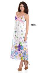 Летние платья и сарафаны из Индии оптом