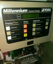 Продам двухконтурный чиллер York 180 кВт б/у