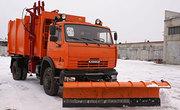 Нужны КДМ и снегоуборочные машины