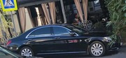 Колеса и обвес на Mercedes S350 (новый)
