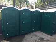 Туалетные кабины б/у,  биотуалеты в х/с недорого из Москвы