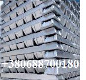 Алюминий первичный: А8,  А7,  А7Е,  А6,  А5,  А999,  А0 на экспорт.