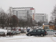 Квартира в центре Минска в тихом дворе