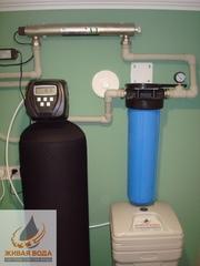Подбор,  установка и сервис систем очистки воды в МО.
