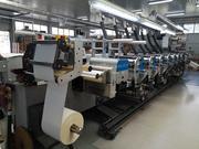 Флексопечатная машина Gallus EСS340,  2016(7)