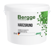 Bergge Harzgrund кварцевая грунтовка на силиконовой основе 10л